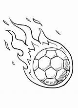 Coloring Soccer Pages Football Sheets Soccerball Ball Balls Draw Sports Activities Pdf Sport Popular Clip Bundle sketch template