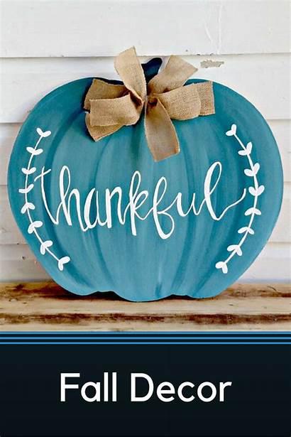 Pumpkin Door Wooden Wood Signs Sign Thanksgiving