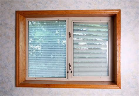 windows  integral blinds built  worth  cost