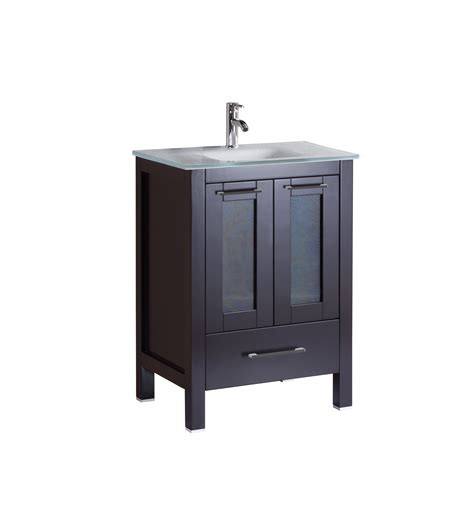 24 inch vanity with sink vanity sink 24 inch espresso wyndham collection