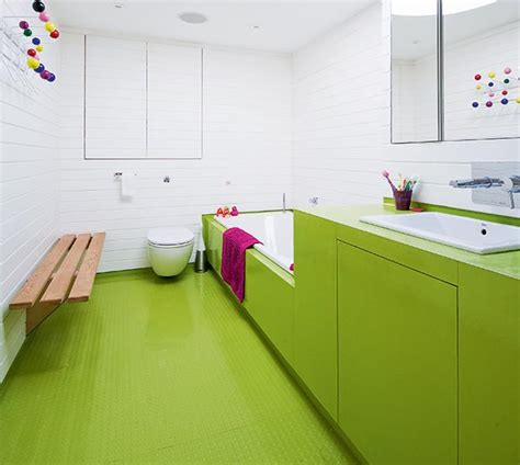 Rubber Bathroom Floor Tiles by How To Choose Bathroom Flooring Homebuilding Renovating