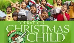 Letter: Thank you from Operation Christmas Child | The ...