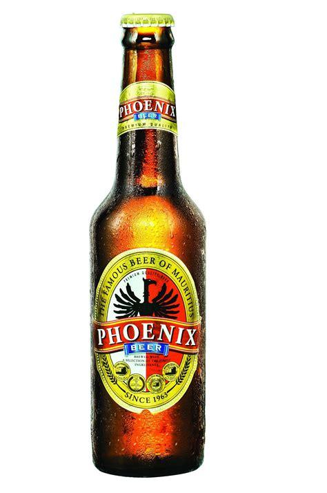 5 Phoenix Beer 330ml & 1 Branded Phoenix Glass