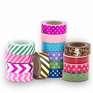 Patterned Washi Tape Shop With Paper Mart Today