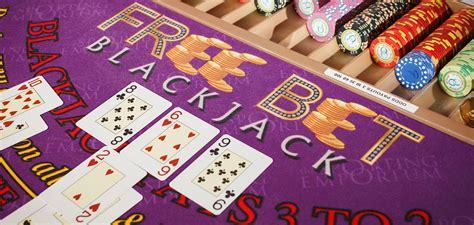 Play Free Bet Blackjack  The Sporting Emporium Casino