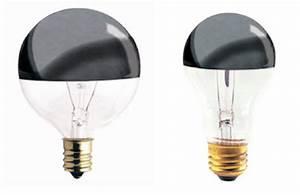 chrome light bulbs set the mood and eliminate glare blog With chrome barn light