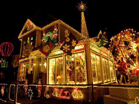 One Family's $300k Christmas Wonderland  Ny Daily News