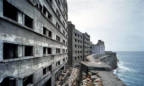 images  abandoned japanese island hashima haunt