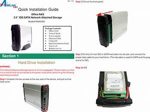 Airlink101 Anas350 Users Manual