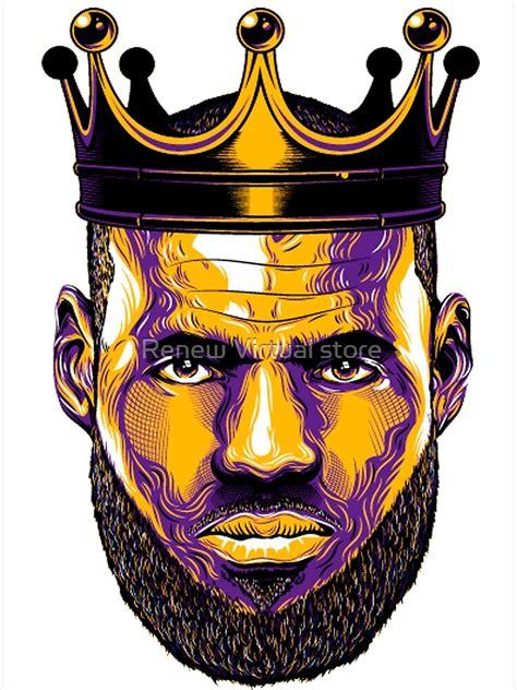 Lebron Lakers Art - Hamadasa