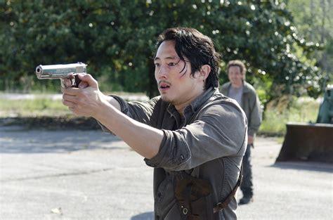 Steven Yeun Excited About Glenn Rhee Meeting Negan
