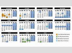 Calendario Escolar 2018 de España Calendario 2018