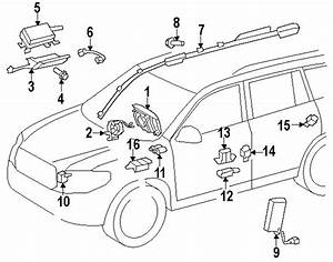 2008 Toyota Highlander Parts  Scion  Lexus Ultimate Oem Parts