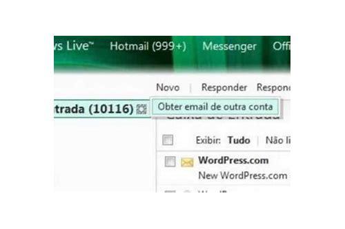 baixar caixa de entrada para windows live messenger