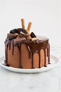 Death by Chocolate Cake (ultimate chocolate cake)- The