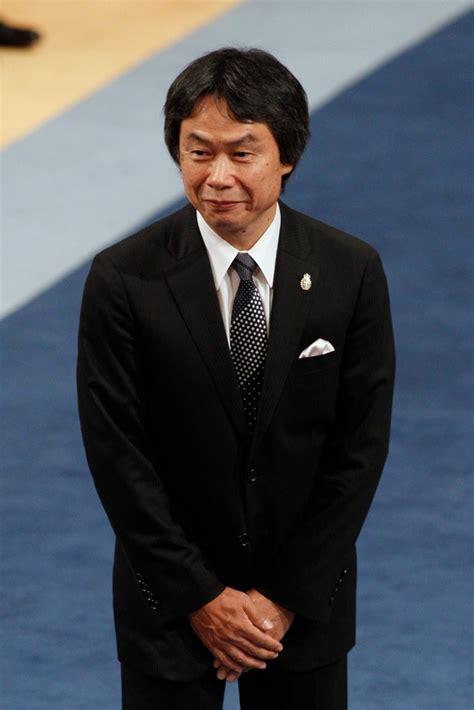Shigeru Miyamoto - Shigeru Miyamoto Photos - Spanish ...