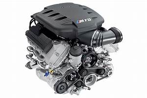Bmw M3  V8 Engine Technology