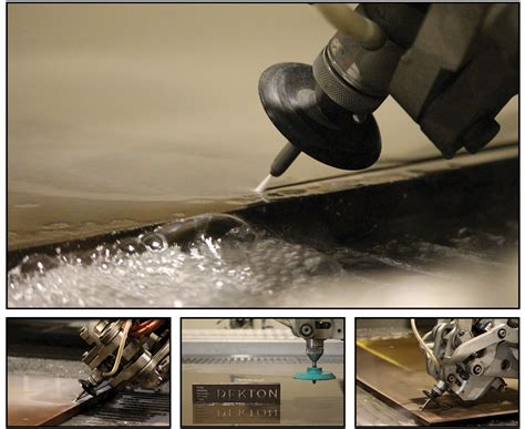 waterjet machines excel at cutting performance