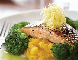 Gallery For > Grilled Salmon Fillet