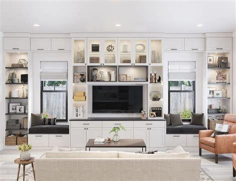 family room storage living room design ideas