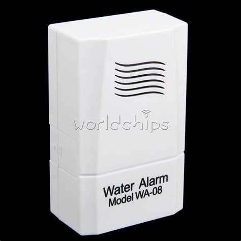 Water Sensor Leak Alarm Flood Level Overflow Detector