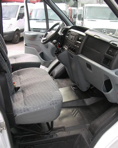 btw ford transit  behindertentransporter  sitzer