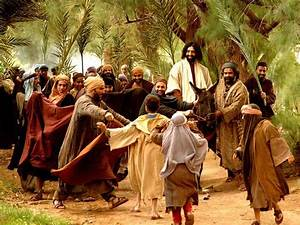 34 best Bible: Jesus and His Triumphal Entry images on ...