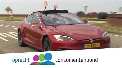wij testen de zelfrijdende auto koopkracht consumentenbond youtube
