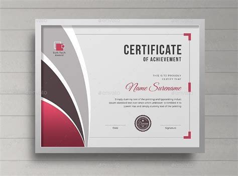 Photoshop Certificate Template by 20 Free And Premium Psd Certificate Templates Webprecis