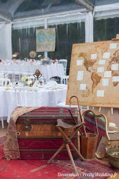 decoration table mariage theme voyage d 233 coration de mariage sur le th 232 me du voyage mariage voyage and plan de tables