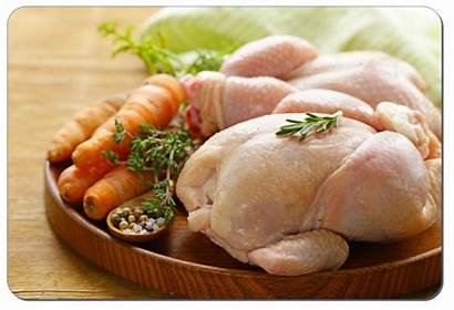 Chicken Poultry Raw Local Meat Fresh Butcher