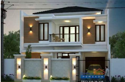 model rumah minimalis  lantai terbaru  cat rumah