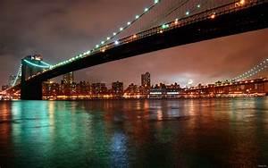 Wallpapers Brooklyn Bridge HD Desktop Wallpaper