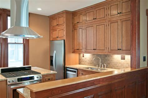 maple colored kitchen cabinets fairmont inset cabinet door style 7347