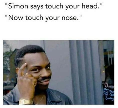Roll Safe Memes - simon says roll safe know your meme