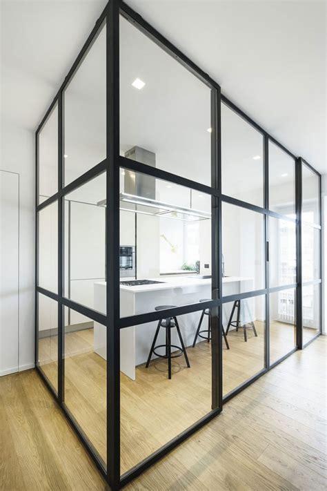 fenetre separation cuisine séparation de cuisine par une fenêtre d 39 atelier