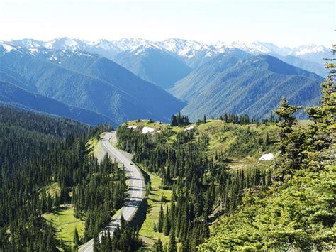national parks park washington travelchannel olympic roadtrips travel unidos estados nos guiadoestrangeiro salvo