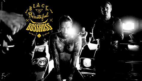 bosshoss black is beautiful bosshoss black is beautiful cd jpc de