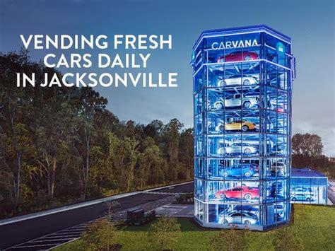 carvana car dealership  jacksonville fl  kelley