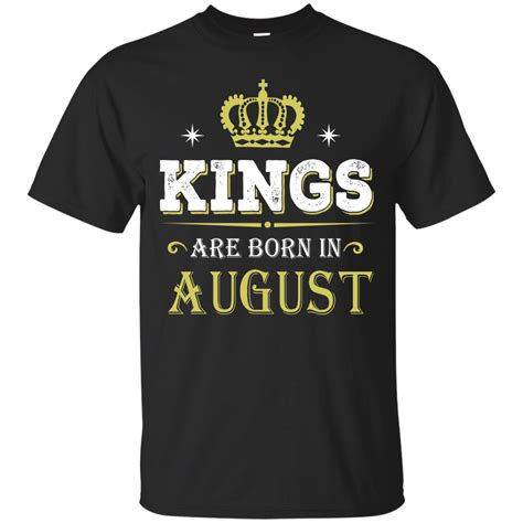 Jason Statham: Kings Are Born In August T-Shirt, Sweater ...