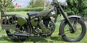1943 Matchless G3L 350cc Classic military motorcycle for sale