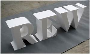 foam letters large large foam letters woodland With how to make large styrofoam letters