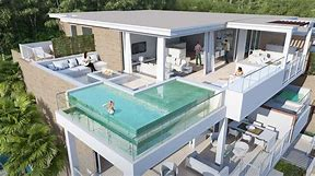 Images for maison moderne de luxe avec piscine minecraft ...