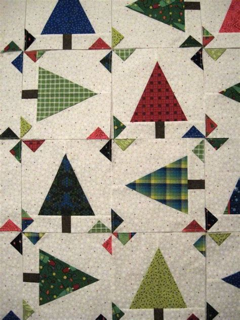 pin  dann parker  quilts  love christmas tree