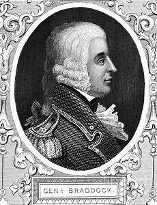 Edward Braddock · George Washington's Mount Vernon
