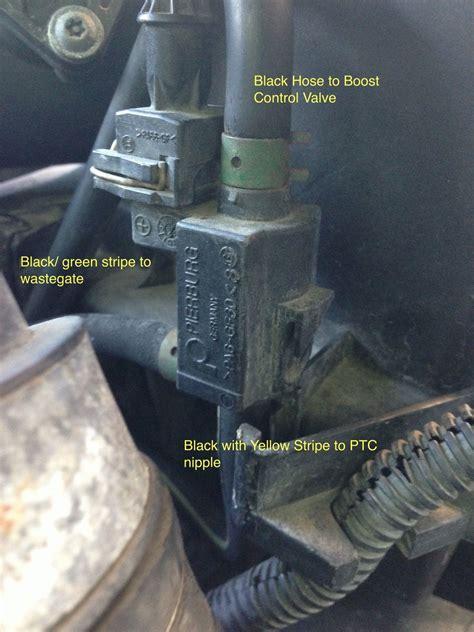 turbo control valve tcv