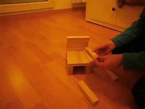 fabriquer une chaise kapla comment faire une chaise