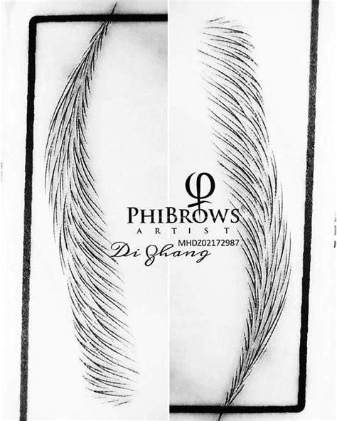 #Savemoney,timeandeffort | Mircoblading eyebrows, Eyebrows, Phibrows microblading