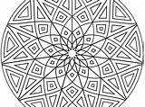 Coloring Pages Pattern Aztec Simple Getcolorings Printable Sheets Designs Print sketch template