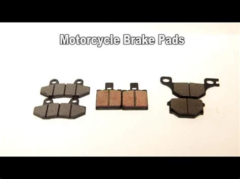 Top-rated Motorcycle Brakes Parts Wholesale Brake Pads